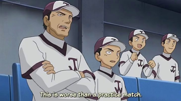 メジャー 第1シリーズ 最高の瞬間 #53 [Major S1] Anime Baseball 2020