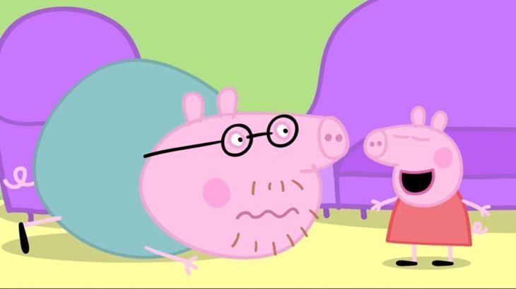 ペッパピッグ ダディ、うんどうする | 2 時間 エピソードコンピレーション | 子供向けアニメ