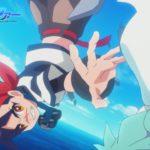『CUE!(キュー)』空繰戯曲グレイゼファー   劇中アニメPV スマートフォン向けアプリゲーム