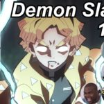 Demon Slayer 1×17 Reactions | Amazing Anime Reactors!!! | 【鬼滅の刃】【海外の反応】