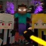 【マインクラフトアニメ】クラフトオブソリア -Minecraft Animation-【Mine imator】