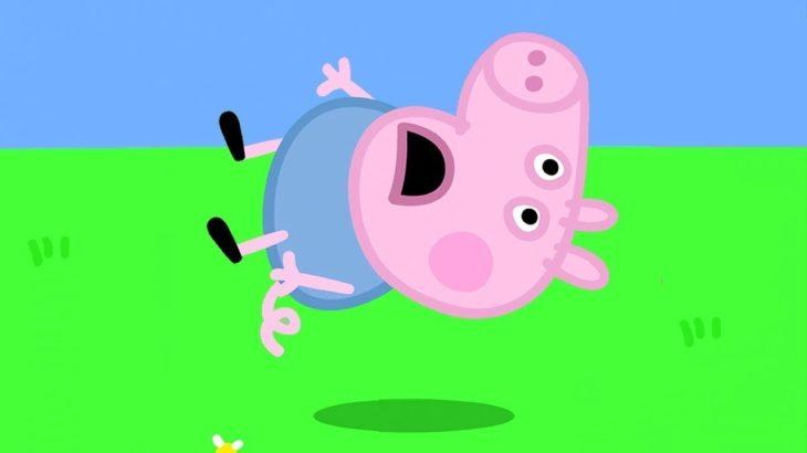 ペッパピッグ   Peppa Pig Japanese   しゃっくり   ビデオクリップ   子供向けアニメ