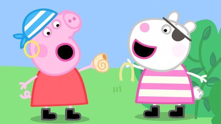 ペッパピッグ   Peppa Pig Japanese   クリスマススペシャル   はくぶつかん   子供向けアニメ