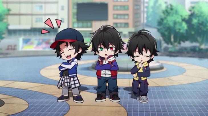 TVアニメ『ヒプノシスマイク-Division Rap Battle-』Rhyme Anima BDDVD第1巻 映像特典「ピクチャードラマ」試聴動画