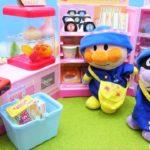 アンパンマン おもちゃ アニメ ようちえん ママのおてつだいできるかな? おかいもの コンビニ アニメキッズ