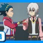 【ベイブレードバーストスパーキング アニメ】タッグ対決! バルト&シュウ!! 34話