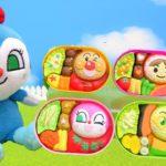 アンパンマン おもちゃ アニメ ドキンちゃん みんなにおべんとうつくるよ! ピクニック おべんとぅ パズル コキンちゃん アニメキッズ