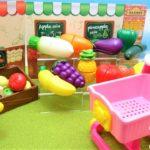 アンパンマン おもちゃ アニメ スーパーマーケット おかいものをしよう! なにを買おうかな? おみせやさん アニメキッズ