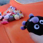 アンパンマン おもちゃアニメ 公園のすべりだいでドキンちゃんたちがすべるよ! トイキッズ