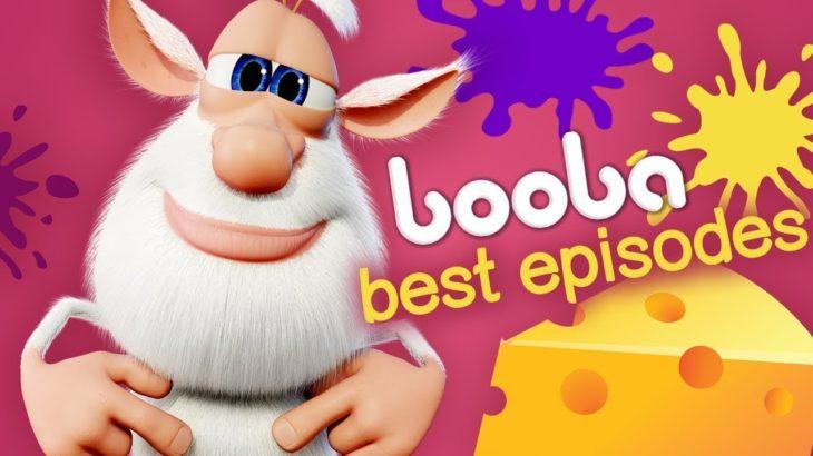 Booba 😉 ブーバ  💙 Best episodes  ベストエピソード 💛 Best cartoons  ベストアニメ ⭐ アニメ短編 | Super Toons TV アニメ