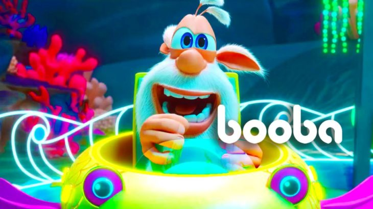 Booba 😉 ブーバ  🥳  New 🌊 Scuba Adventure 🎡スキューバアドベンチャー 🎠⭐ アニメ短編 | Super Toons TV アニメ