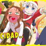 FELIZ NAVIDAD 💟🎁💟……..NAVIDAD en el anime    Anime momentos divertidos    冬の面白いアニメの瞬間