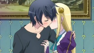 Funniest Kisses in Anime Moments アニメ面白いキス