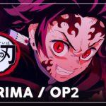 【鬼滅の刃 OP 2】 『ShiroNeko – LACRIMA』 (MAD) オリジナル曲 。 『鬼滅の刃』アニメに触発された。