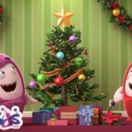 Oddbods ⭐ New 🎄 Christmas cartoons Collection 🎁☃  赤ちゃん向けアニメ集 ⭐ アニメ短編 | Super Toons TV アニメ