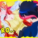 SE GENTIL 💖😲💖………|| Anime momentos divertidos || 冬の面白いアニメの瞬間