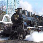 次は京都!SL鬼滅の刃 無限列車 8620形8630号機 京都鉄道博物館 2020.12.26【4K】