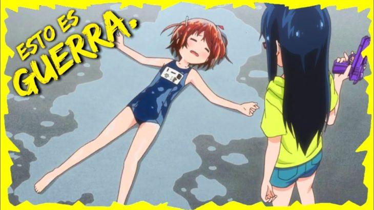 Una GUERR@ Campal 💖😎💖……..|| Anime momentos divertidos || 冬の面白いアニメの瞬間