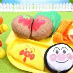 アンパンマン おもちゃ アニメ コキンちゃんとドキンちゃんにごはんをつくるよ! じょうずにできるかな? お料理 おこさまランチ アニメキッズ