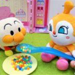 アンパンマン おもちゃ アニメ ドキンちゃん アンパンマンあかちゃんのおせわをするよ! じょうずにできるかな? アニメキッズ
