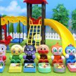 アンパンマン アニメ 公園 おべんとうはどこにあるかな? ピクニック アニメキッズ