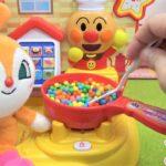 アンパンマン おもちゃ アニメ ドキンちゃん バイキンマンにお料理つくってあげるよ! なにができるかな? アンパンマン キッチン アニメキッズ