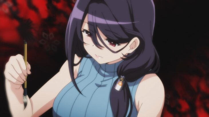 スマホゲーム「マギアレコード 魔法少女まどか☆マギカ外伝」キャラ別CM 美琴椿