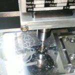 自作の卓上CNCフライスで人気アニメ『鬼滅の刃』の煉獄杏寿郎を削ってみた