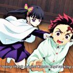 【鬼滅の刃】カナヲは炭治郎に恋をしました Kanao has fallen in love with Tanjiro