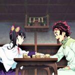 【鬼滅の刃】カナヲは炭治郎の手を握る Kanao holds Tanjiro's hand