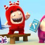 Oddbods 💻 Oddbods Struggle Being The Tech Guru 🙃  新エピソード 🥏 New ⭐ アニメ短編 | Super Toons TV アニメ