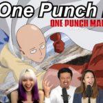 One Punch Man 1×1 Reactions | Great Anime Reactors!!! | 【ワンパンマン】【海外の反応】