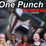 One Punch Man 1×9 Reactions | Great Anime Reactors!!! | 【ワンパンマン】【海外の反応】