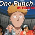 One Punch Man 2×5 Reactions | Great Anime Reactors!!! | 【ワンパンマン】【海外の反応】