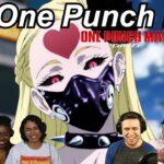 One Punch Man 2×6 Reactions | Great Anime Reactors!!! | 【ワンパンマン】【海外の反応】