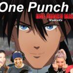 One Punch Man 2×7 Reactions | Great Anime Reactors!!! | 【ワンパンマン】【海外の反応】