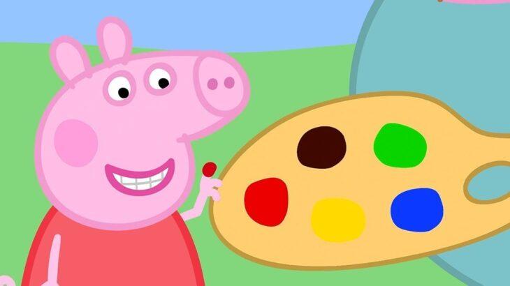 ペッパピッグ | Peppa Pig Japanese | へんそうごっこ | 子供向けアニメ