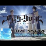 TREASURE – 'BEAUTIFUL' (Anime M/V)