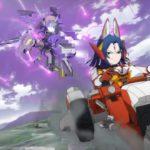 TVアニメ『装甲娘戦機』本PV