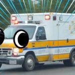 【 doodles アニメ 】はたらくくるま , 救急車 , ドクターヘリ から 顔が出現する ドッキリ ?  おもしろ動画