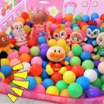 アンパンマン おもちゃ アニメ メルちゃんのおうちにいこう! すべりだい アンパンマン ボール アニメキッズ