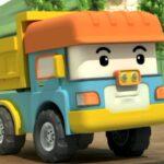 ダンプーのブルームズタウン旅行 | 子供向けアニメ | ロボカーポリー テレビ