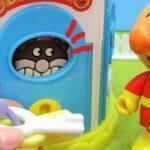 アンパンマン おもちゃ アニメ かぎパズル とびらをあけよう! ペロペロチョコ アニメキッズ