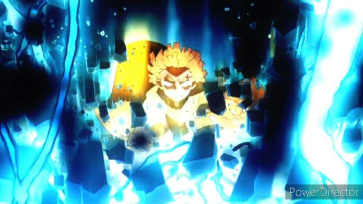 #鬼滅の刃 アニメ鬼滅の刃第17話【累の兄vs善逸】立体音響/映像なし