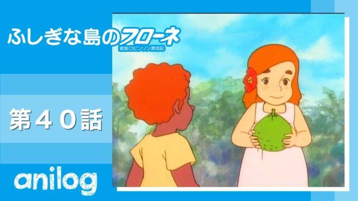 ふしぎな島のフローネ 第40話「少年タムタム」【公式アニメch アニメログ】