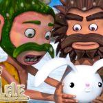 Oko and Lele  オコとレレ ⭐ Frozen ❄🥶 Most interesting アニメ集  🏔  Animated short ⭐ Super Toons TV アニメ