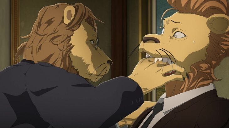 TVアニメ「BEASTARS」 第2期PV