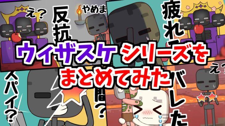 【アニメ】ウィザスケシリーズまとめ【マインクラフト】