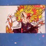 今回はティックトックでゼロが描いた大人気アニメ【鬼滅の刃】のイラスト集です。