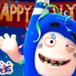 Oddbods 🎅🎄 Happy New Year! 🎉🎁 明けましておめでとうございます!⭐ New ⭐ アニメ短編 | Super Toons TV アニメ